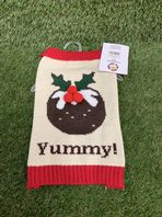Christmas Yummy Pudding Jumper